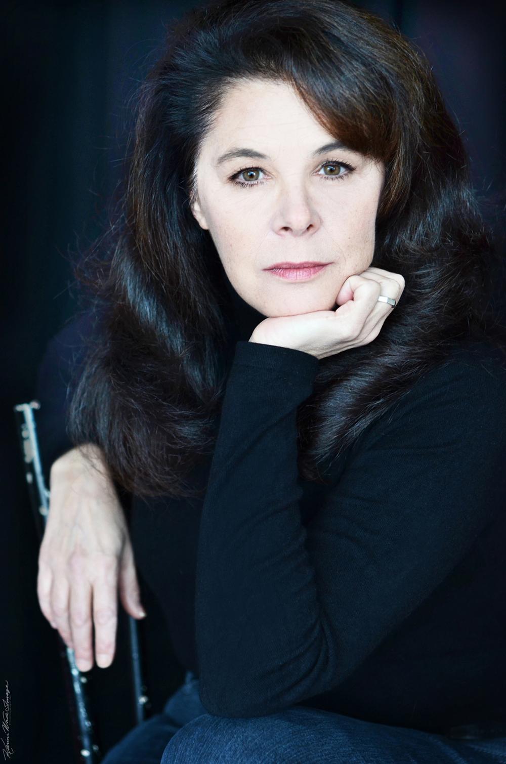 La réalisatrice Denise Bouchard