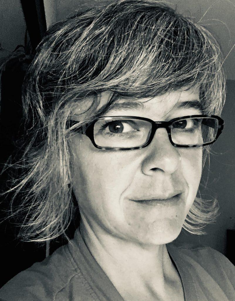 La réalisatrice Francine Hébert