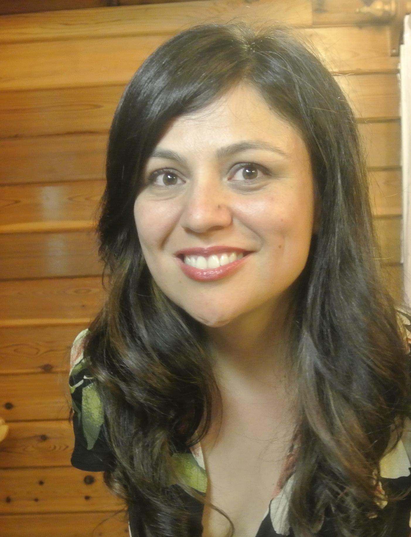 La réalisatrice Nathalie Lopez